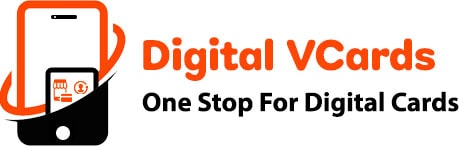 Digital vcards logo